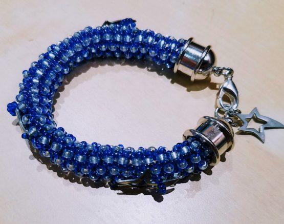 Netted Rope Bracelet