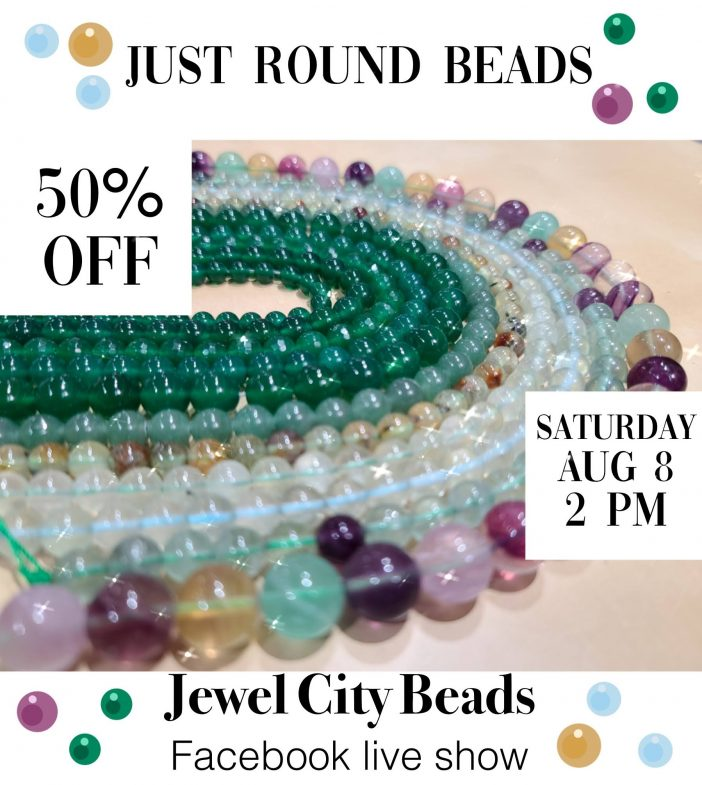 Just Round Beads Live Show